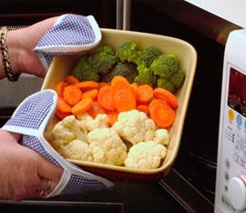 cucinare con forno a ventilazione